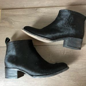 Elizabeth and James Ava Short Ankle Boots